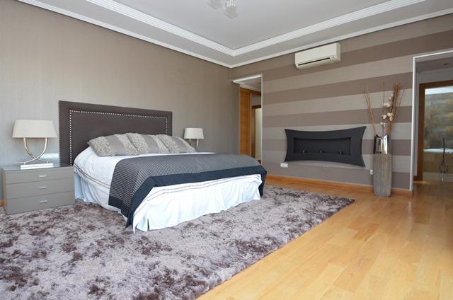 Casa Rosa Master Bedroom