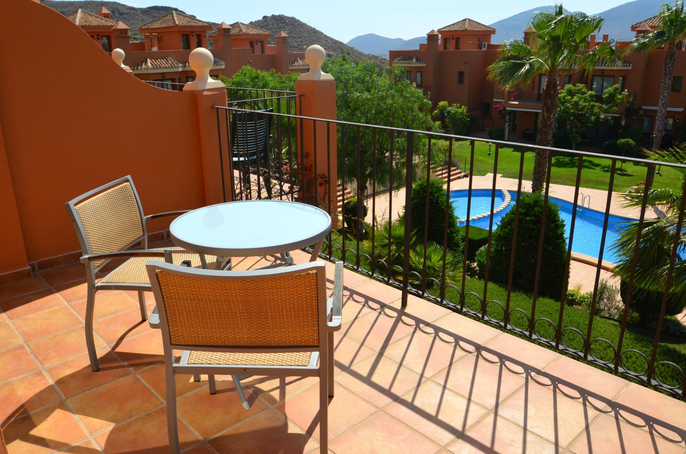 Casa Catalina Master Bedroom Terrace