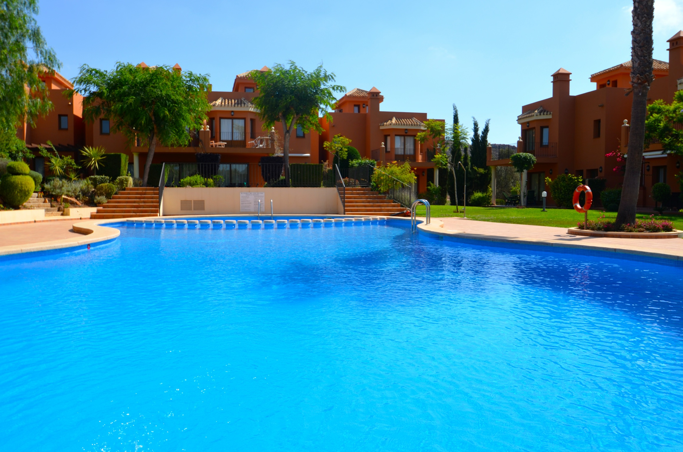 Casa Catalina is a quiet spacious villa with community pool