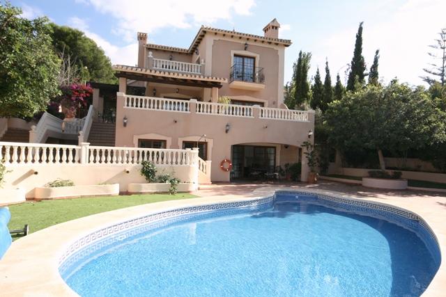 Casa del Sol Pool view