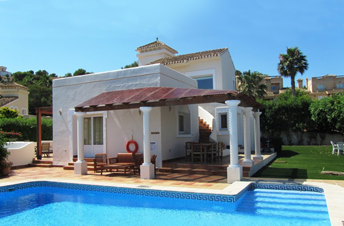 Child friendly Galicia Villa