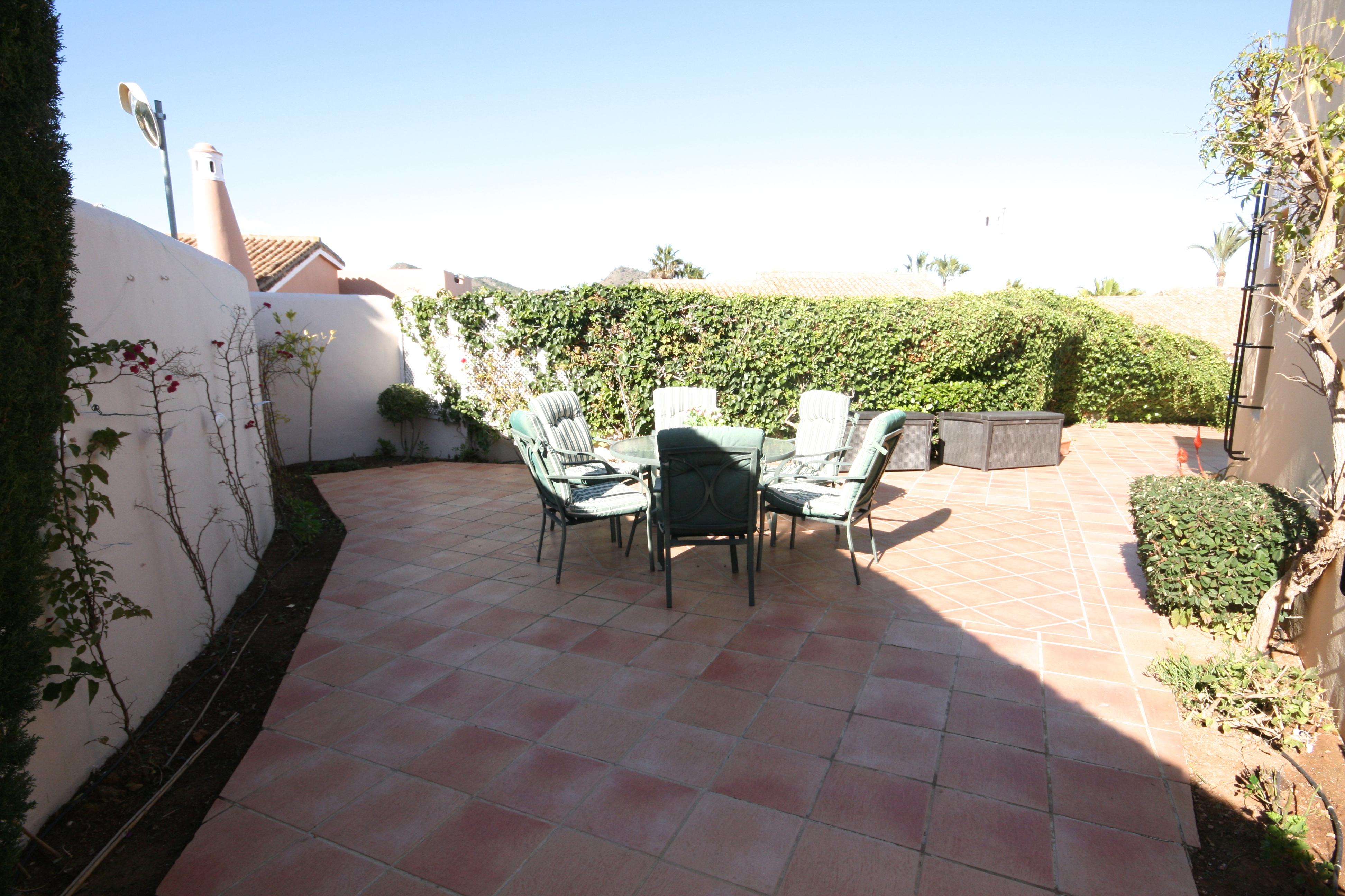 Hibisco Side Terrace