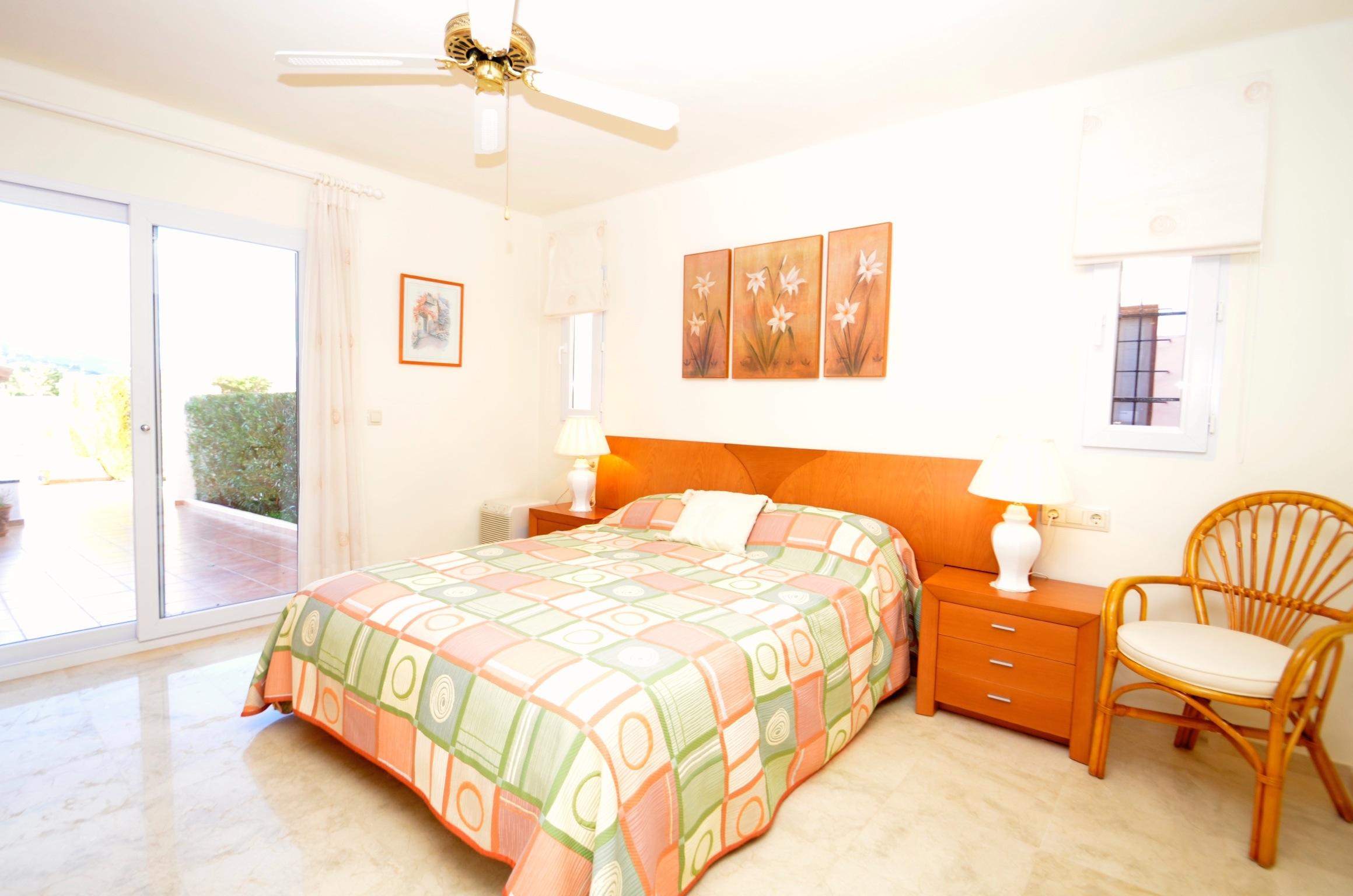 Mimosa Bedroom 1