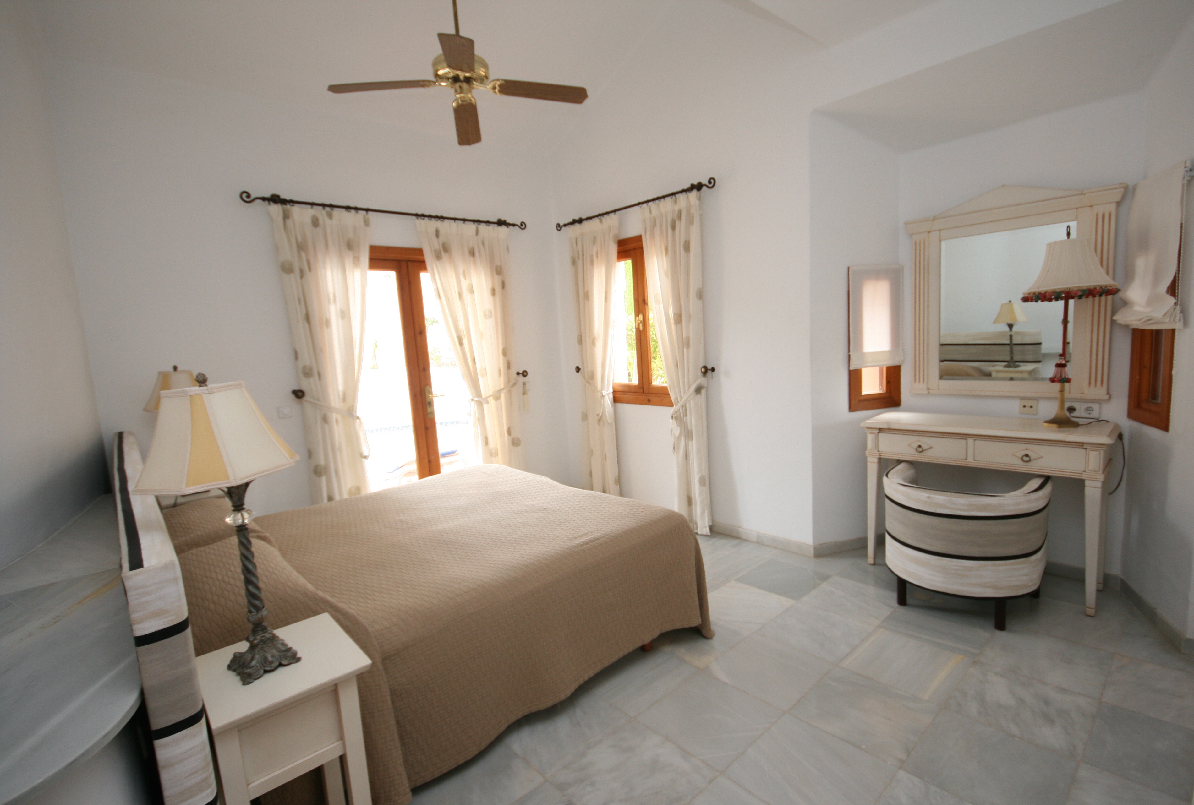 Solana Master Bedroom