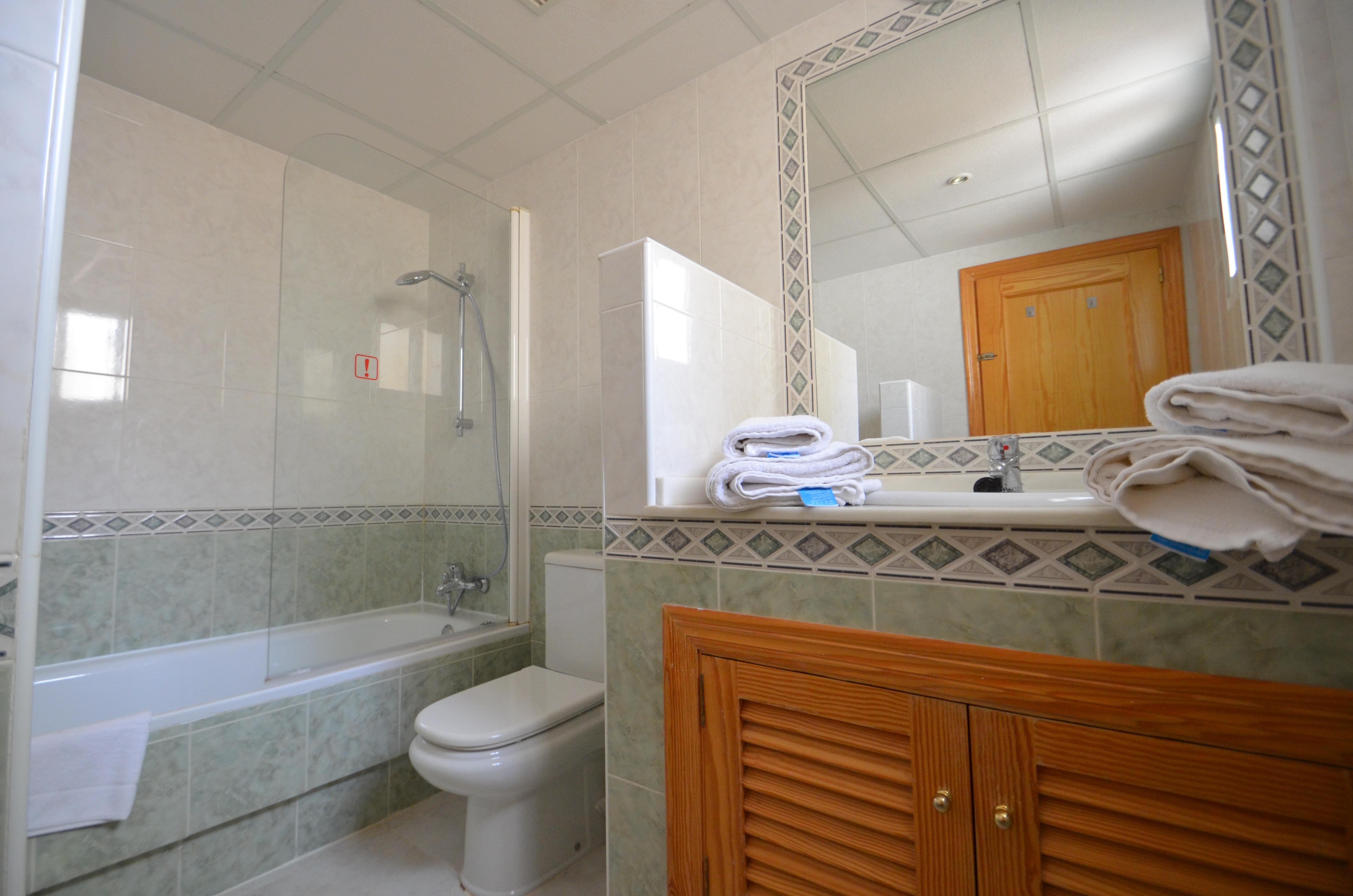 La Salvia Bathroom 1