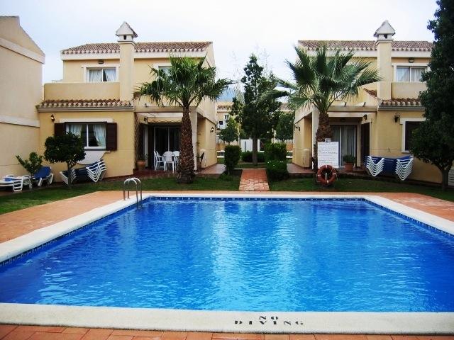 La Salvia Los Naranjos Community pool