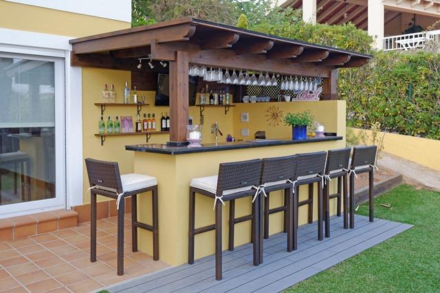 Sunset House Bar
