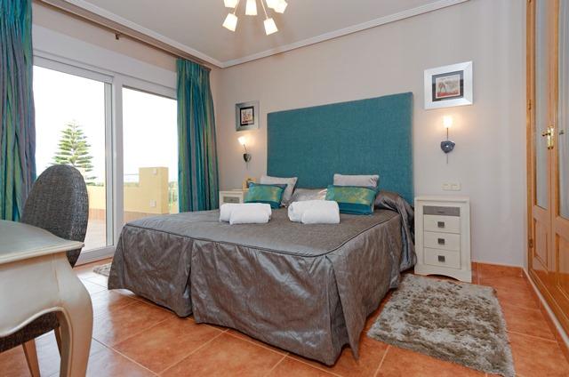 Sunset House Bedroom 1