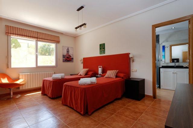 Sunset House Bedroom 2