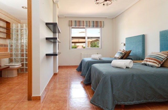 Sunset House bedroom 4