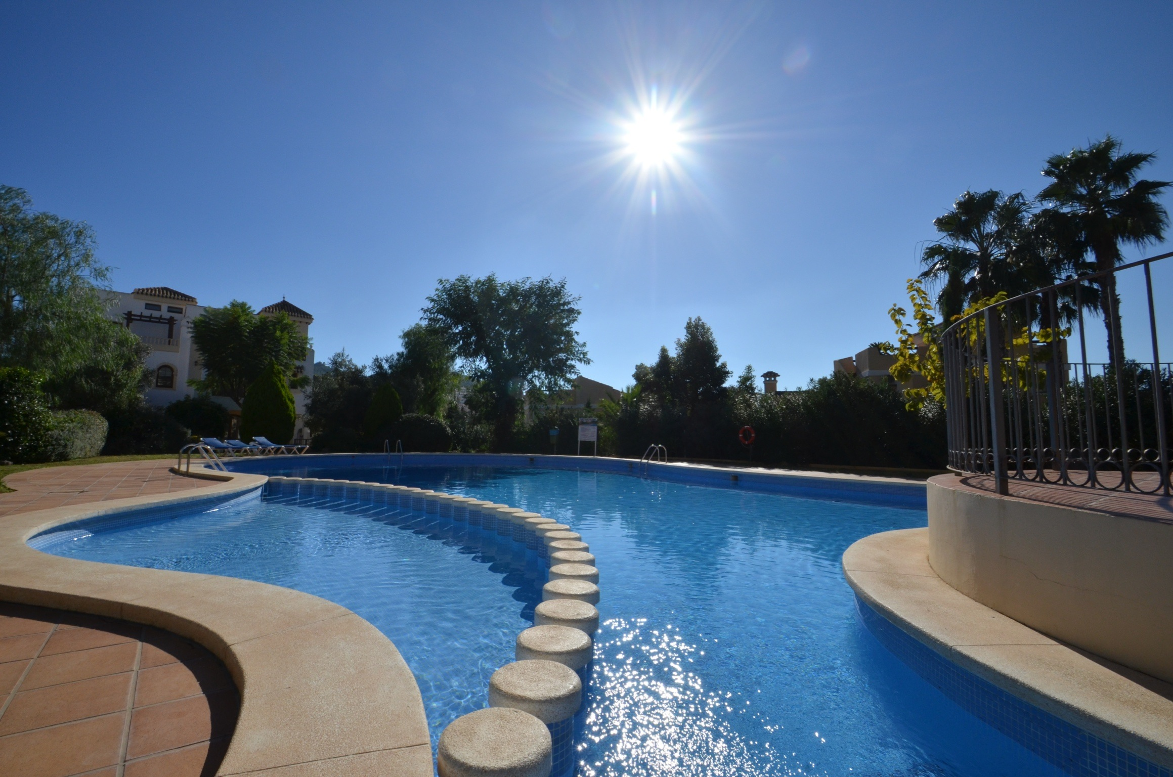 Monte Claro community pool