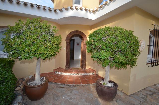 Oasis Entrance