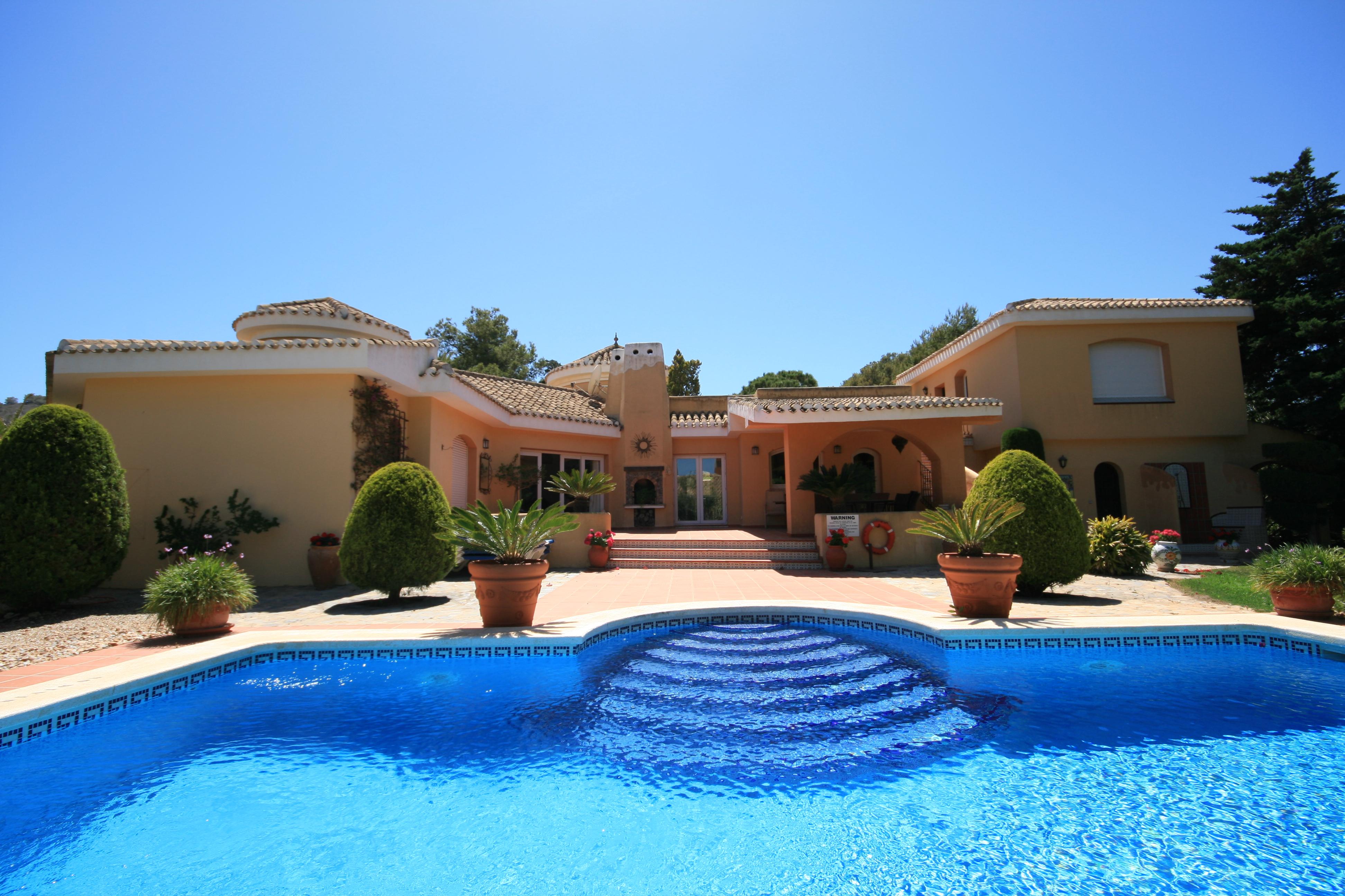 La Manga's Oasis Villa