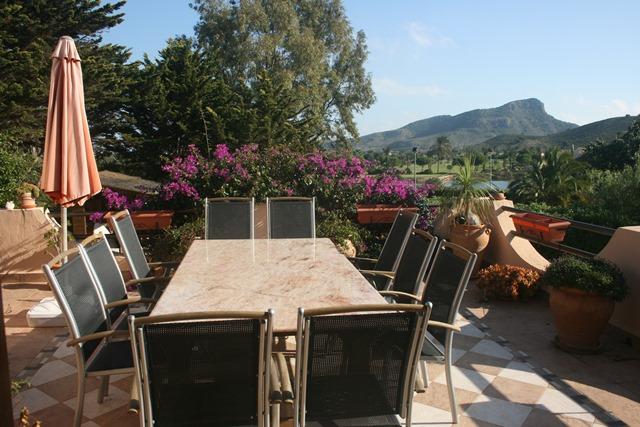 Sevilla Lounge Terrace