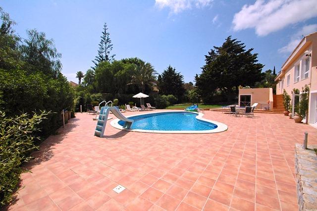 Sevilla Pool Terrace